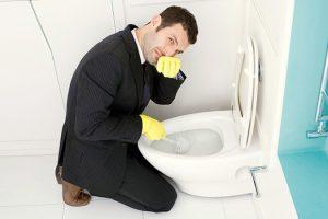 Nguyên nhân mùi hôi nhà vệ sinh