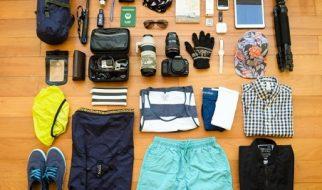 Lựa chọn quần áo khi đi du lịch