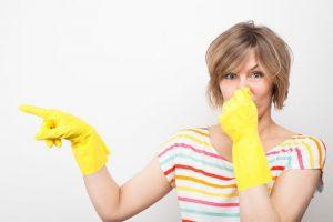Cách khử mùi sơn trong nhà