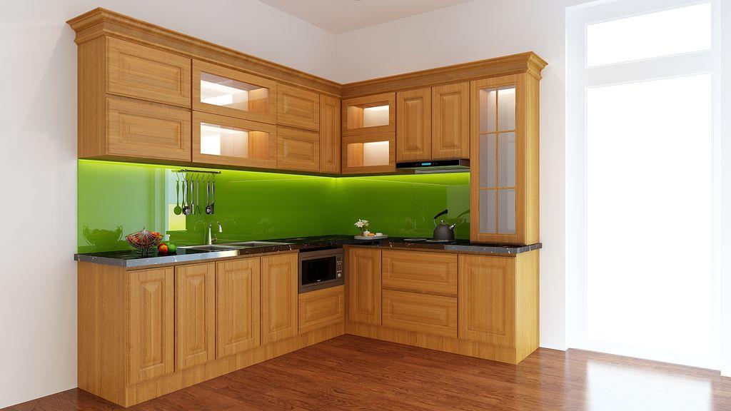 Tủ gỗ veneer