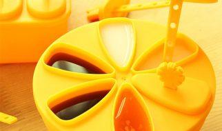 Khuôn kem hình quả cam
