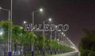 Từng khu vực đường sẽ chọn những công suất đèn đường led khác nhau