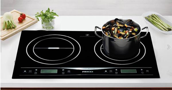 Mặt kính bếp điện từ Frico