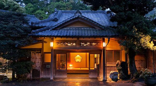 Ryokan - Một kiểu nhà trọ truyền thống tại Nhật.